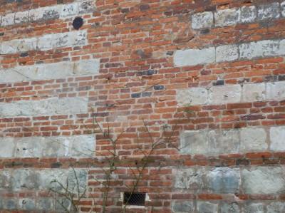 vente d'une maison de caractère en briques de Saint Jean et pierres à Saint Saens, à 30 mn de Rouen