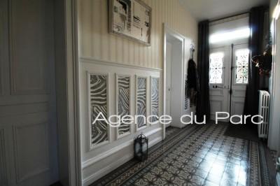 achat d'une maison du XIXe en centre ville avec 4 chambres en Vallée de Seine