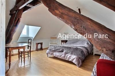 achat d'une maison ancienne très bien restaurée, beaux volumes, confortable, 7 chambres, à deux pas du centre d'Yvetot
