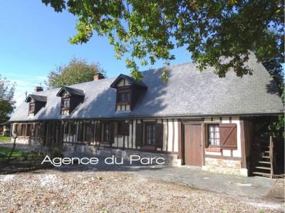Maison normande à vendre Campagne d'Yvetot, 76, au coeur du Pays de Caux, axe Yvetot / Rouen