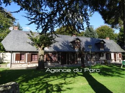 achat d'une maison normande avec 5 chambres axe Yvetot/ Rouen