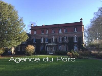 Vente d'une grande demeure ancienne Auzebosc, aux environs d' Yvetot, en Normandie, au cœur du Pays de Caux,