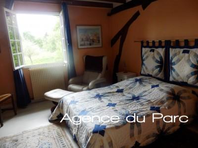 acheter une maison en Normandie avec 370 m² de surface habitable et 6 chambres, piscine chauffée