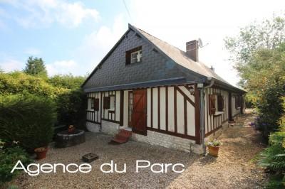 Achat d'une charmante maison normande Campagne de Caudebec en Caux, Vallée de Seine, Pays de Caux, 76