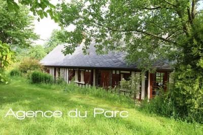 acheter une maison normande pleine de charme dans la campagne de Caudebec en Caux
