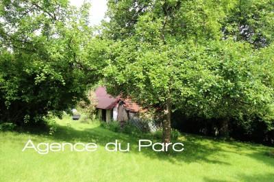 achat d'une maison à colombages dans un très bel environnement calme près de Caudebec en Caux