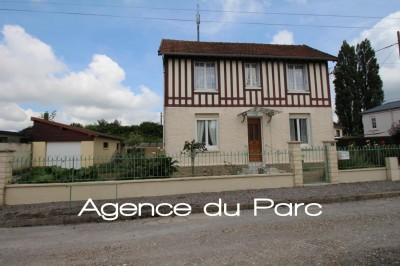 Maison de ville à vendre Yvetot, quartier gare, Pays de Caux en Normandie