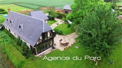 belle maison normande à acheter proche Yvetot, 175 m² de surface habitable