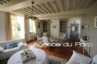 achat d'une maison de charme, idéale grande famille ou pour chambres d'hôte en bord de Seine , proche du golf de Jumièges