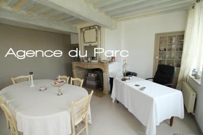 vente d'une charmante demeure, entièrement restaurée, 7 chambres, en vallée de Seine, entre Rouen et Le Havre