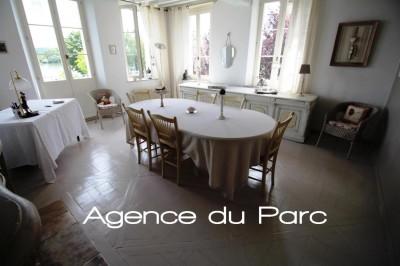 vente d'une demeure ancienne, XVIIIème, dan sun bourg tous commerces de la vallée de Seine, proche de la forêt de Brotonne