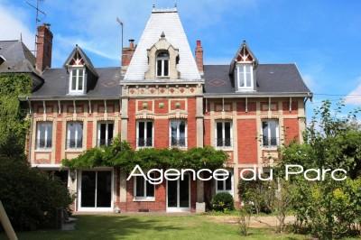 Vente d'une maison bourgeoise à Yvetot, en Normandie, au cœur du Pays de Caux, 76