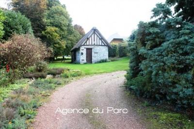 acheter une chaumière  avec dépendance normande, entre la Seine et la forêt de Brotonne à 1h30 de Paris
