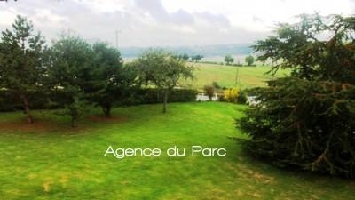 achat d'une maison normande avec vue sur Seine, proche de la forêt de Brotonne