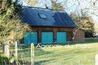 vente d'une normande proche de la forêt de Brotonne avec 7 garages