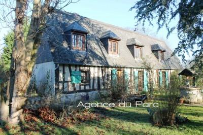 Maison normande à acheter Axe Caudebec en Caux/Bourg Achard, proche de la forêt de Brotonne, 76