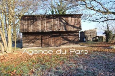 maison normande à acheter avec boxes, garage et grange, près de la foret de Brotonne