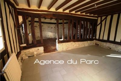 achat d'une chaumière en bon état , belles pièces de réception avec cheminée, beaucoup de cachet près de Caudebec en Caux