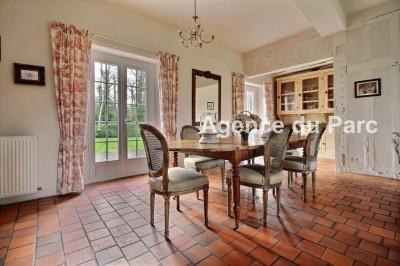 achat d'une grande maison en très bon état en Normandie dans un bel environnement