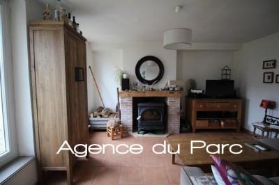 Acheter une maison rénovée avec terrain et dépendances en Vallée de Seine