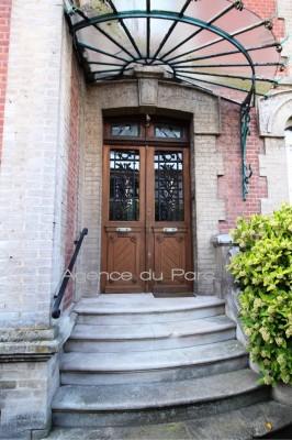 acheter une maison du XIXème en plein centre d'Yvetot, pleine de charme, aux beaux volumes