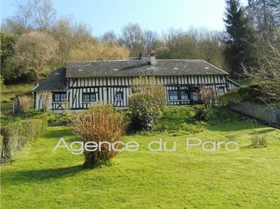 Maison normande à acheter Campagne de Caudebec en Caux, Vallée de Seine, 76