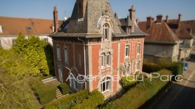 Achat d'une grande maison bourgeoise de 1909 Yvetot, centre ville, en Pays de Caux, 76