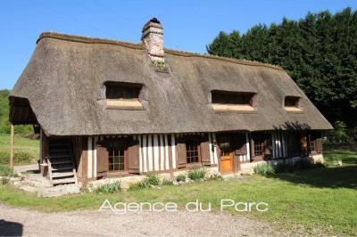 achat de chaumières authentiques en Normandie, idéale pour gîtes et chambres d'hotes