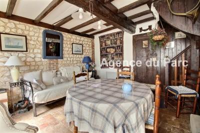 acheter une maison normande dans un village de bord de Seine proche du Pont de Brotonne