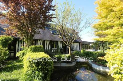 Maison normande à acheter Axe Caudebec en Caux / Yvetot, Pays de Caux, 76