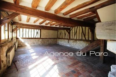 acheter un ensemble de chaumières anciennes, authentiques en Normandie entre Yvetot et Caudebec, à 2 h de Paris