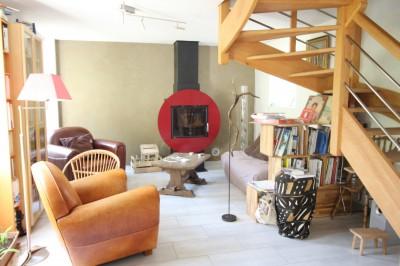 acheter une maison ancienne en très bon état, lumineuse, plein sud, 5 chambres proche du centre ville de Caudebec en Caux rives en Seine