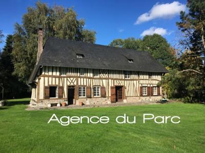 Achat d'un manoir normand Campagne de Bourg Achard,en Normandie, à 2 h de Paris et 45 mn de Rouen
