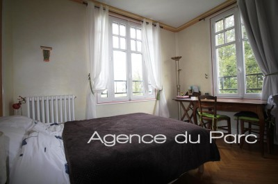 vente d'une belle maison de famille de caractère normand à LA MAILLERAYE SUR SEINE