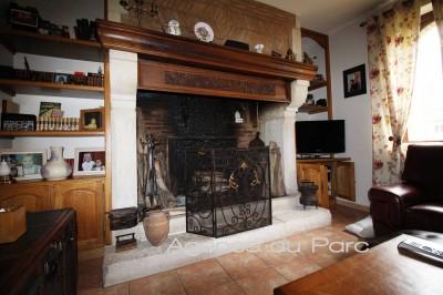 acheter une maison proche de Caudebec avec charme et grand séjour, 76