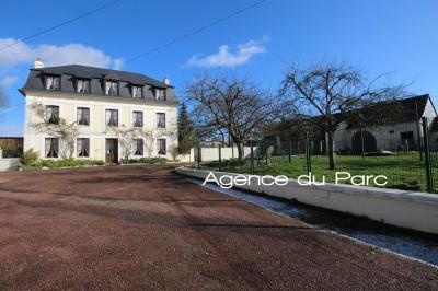 Vente d'une maison de maître de caractère Campagne de Caudebec en Caux,  en Normandie,, Entre Rouen et le Havre, à 1h30 de Paris.