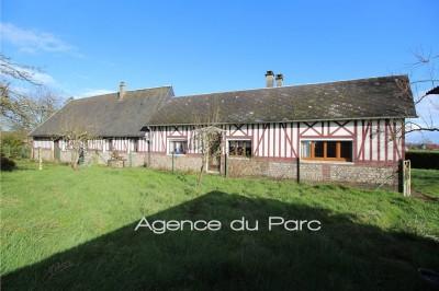 Longère normande à vendre Entre Caudebec en Caux et Yvetot, Pays de Caux, 76