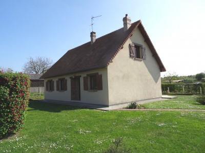 achat maison individuelle de plain pied presqu'île de Brotonne