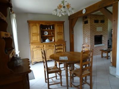 vente d'une maison en très bon état à La Mailleraye sur Seine
