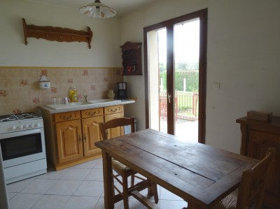 maison individuelle dans un bel environnement,proche de la forêt d eBrotonne à acheter