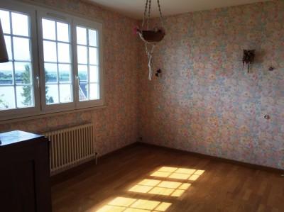 achat d'un pavillon de plain pied avec 3 chambres Caudebec en Caux,