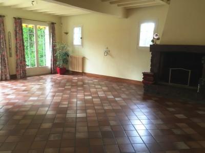 vente d'une maison spacieuse, bien exposée, en vallée de Seine avec 4 chambres