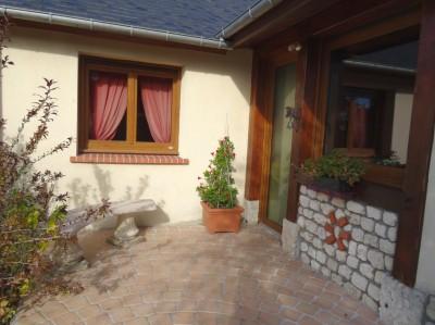 achat d'une maison en très bon état en Normandie aux environs de Caudebec en Caux
