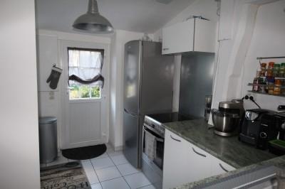 acheter une maison louée, dans un bourg tous commerces de la Vallée de la Seine entre Rouen et Le Havre
