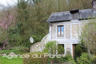 acheter maison à rénover en pierres, proche Pont de Brotonne, 76