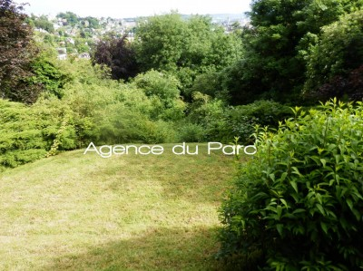 Achat d'une grande maison  à Rouen, quartier résidentiel, Normandie, à 1h30 de Paris,  avec une vue magnifique sur la ville