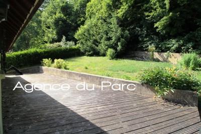 vendre une maison avec terrasse et balcon vue sur seine proche A13