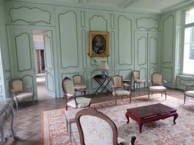 achat d'un chateau XVIII en Haute Normandie