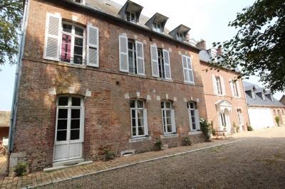 achat d'un manoir XVIII et XIXè en Normandie à 1h30 de Paris