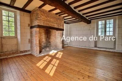 vente d'une demeure ancienne pleine de charme, authentique, du XVIème très bien restaurée, pour les amateurs de vieilles maisons françaises